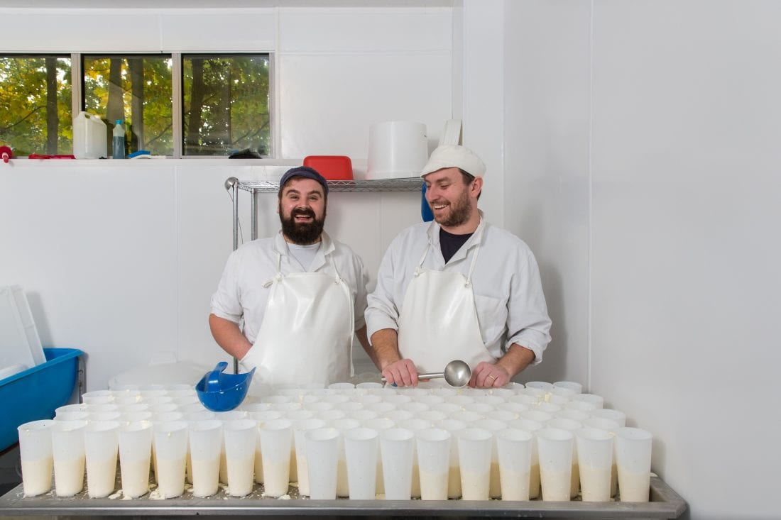 Win A Cheese Making Course!