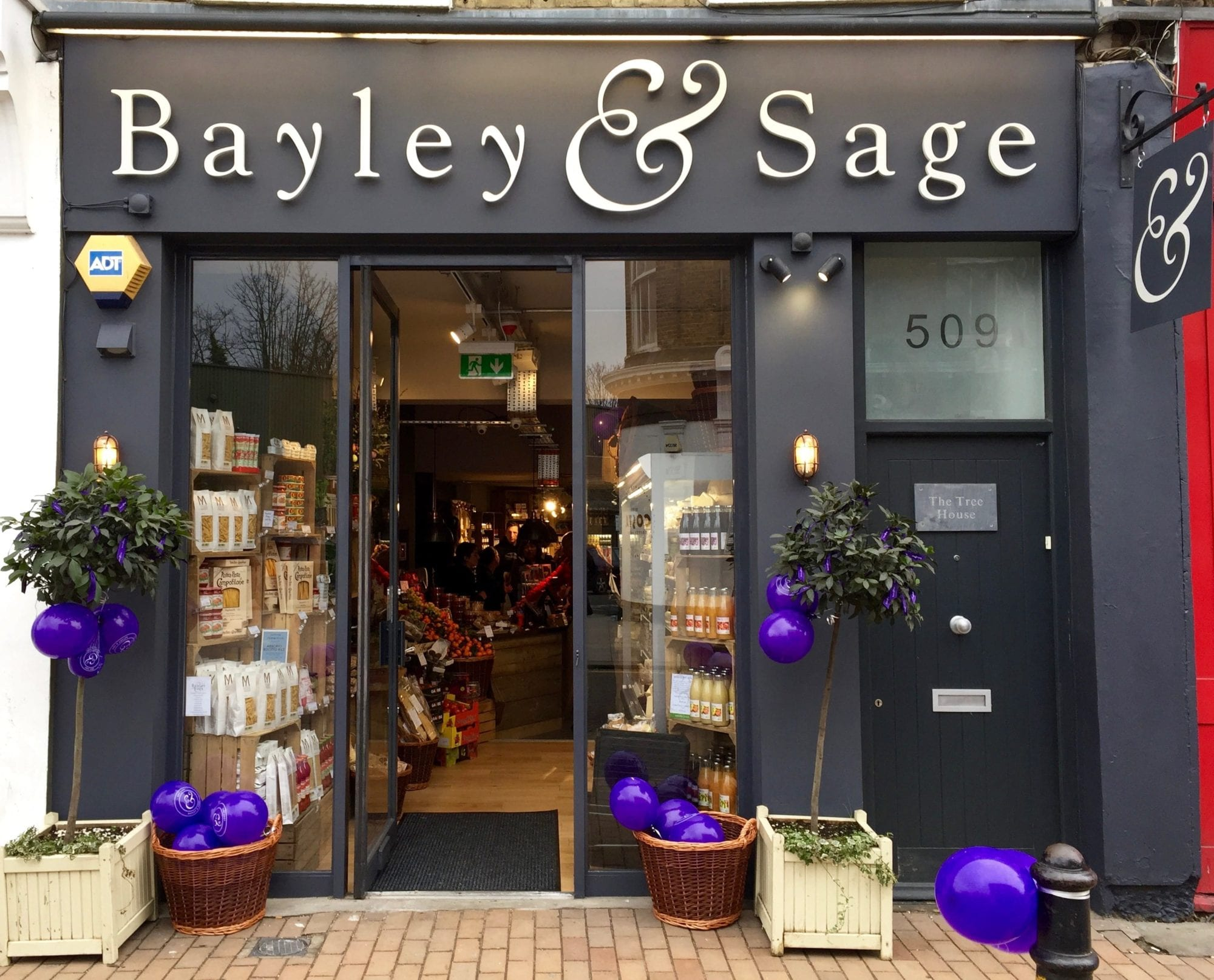 A New Bayley & Sage Store Opens On Old York Road, SW18