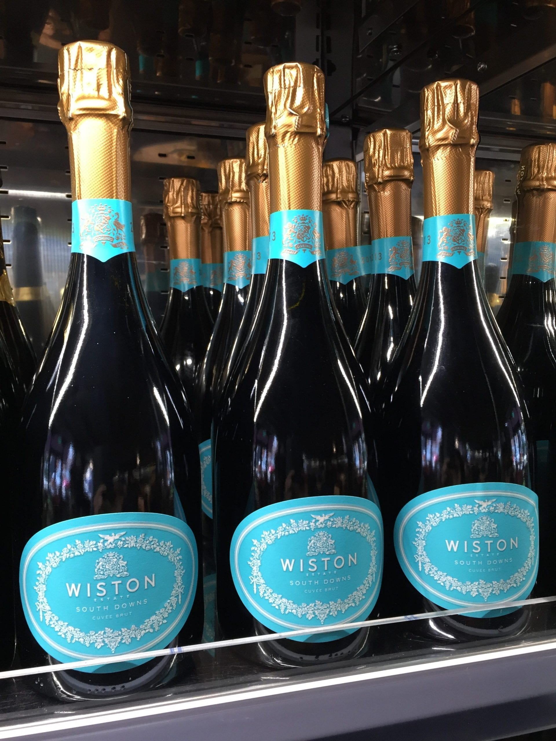 Wiston Estate Cuvée Brut 2013, Traditional Method, West Sussex