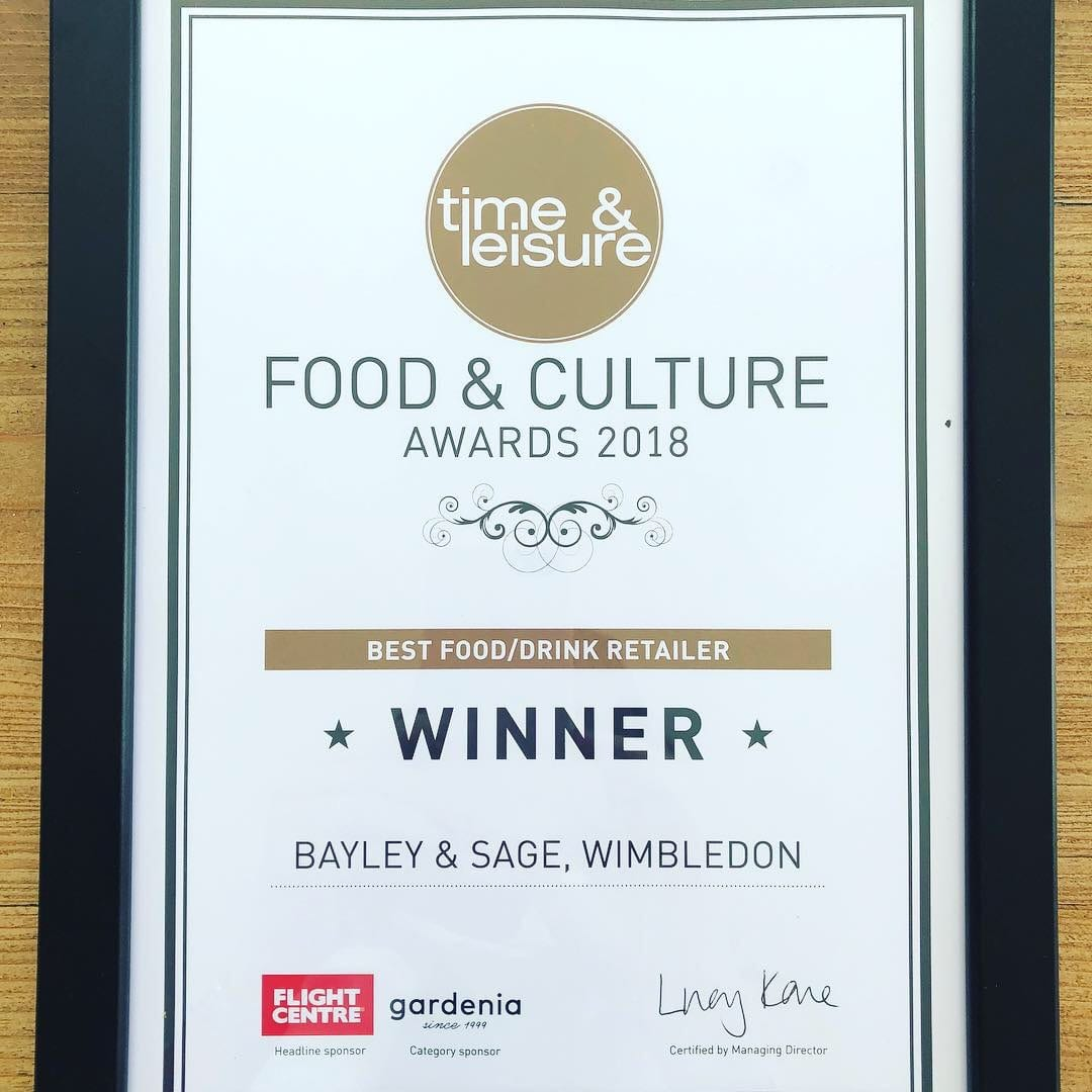 Best Food & Drink Retailer In SW19!