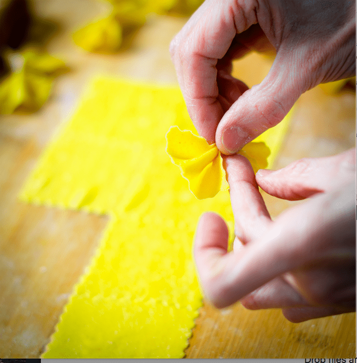 Pasta Making Workshop In Wimbledon Village