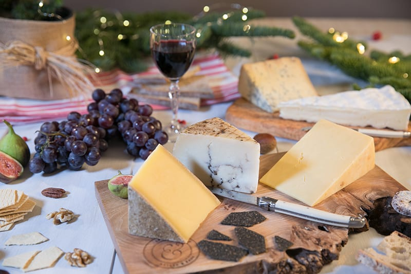 Entertaining Cheese Xmas 2019