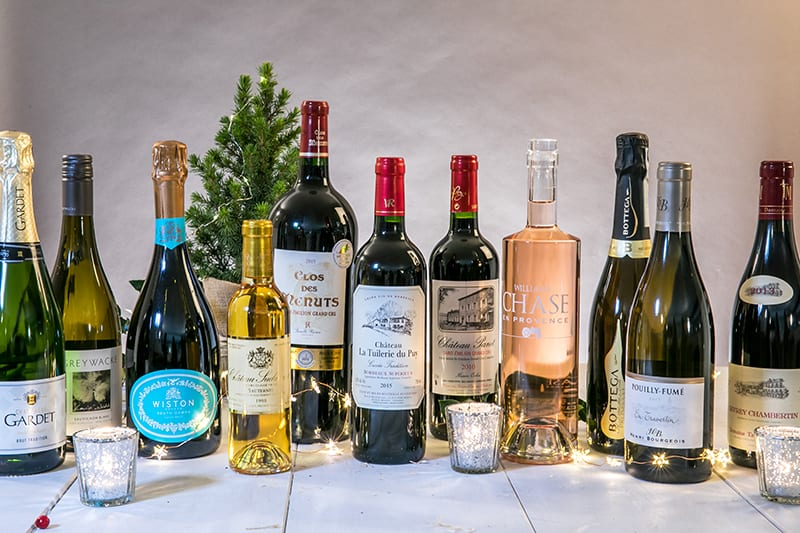 Wine Selection 2 Xmas 2019