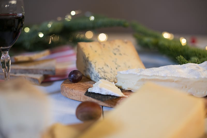Our Ideal Festive Cheeseboard