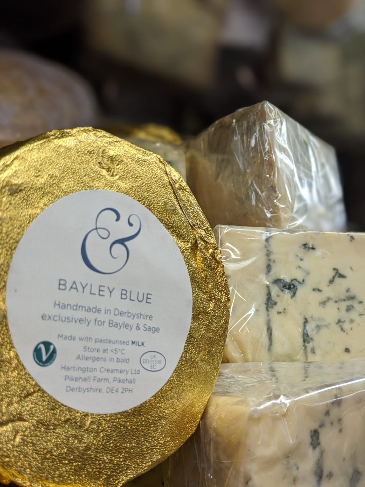 Bayley Blue – Our Own Label Cheese